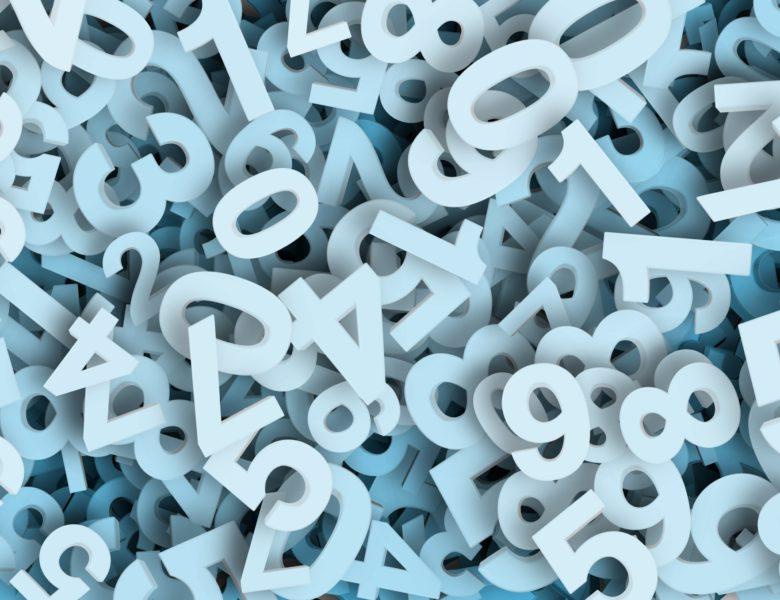I numeri contano