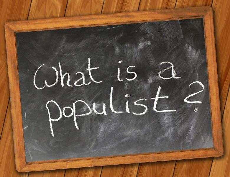 Populismi e neopopulismi
